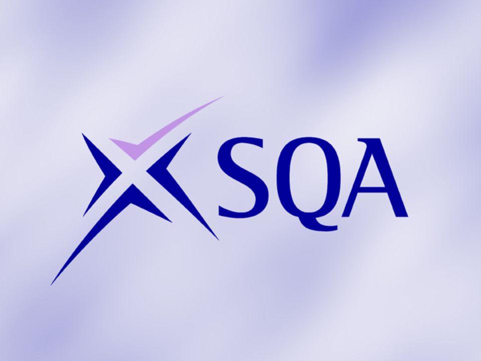 Monitoring SQA Qualifications over time Dr Rob van Krieken