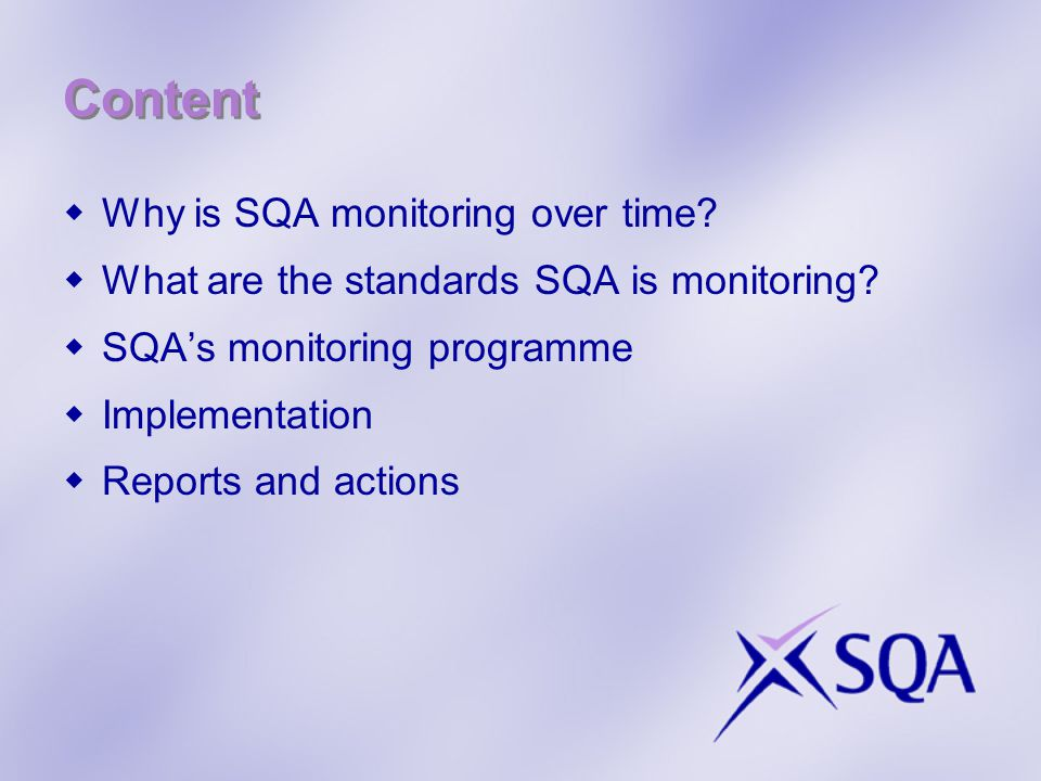 Implementation: Panels, materials, and tasks  Panel: –3 subject experts  Materials: –Specification –Assessments, Marking Instructions –Evidence –Judgements  Task: –Questionnaire