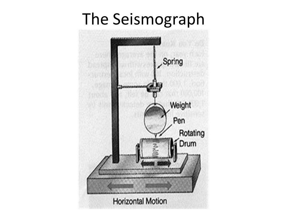 The Seismograph