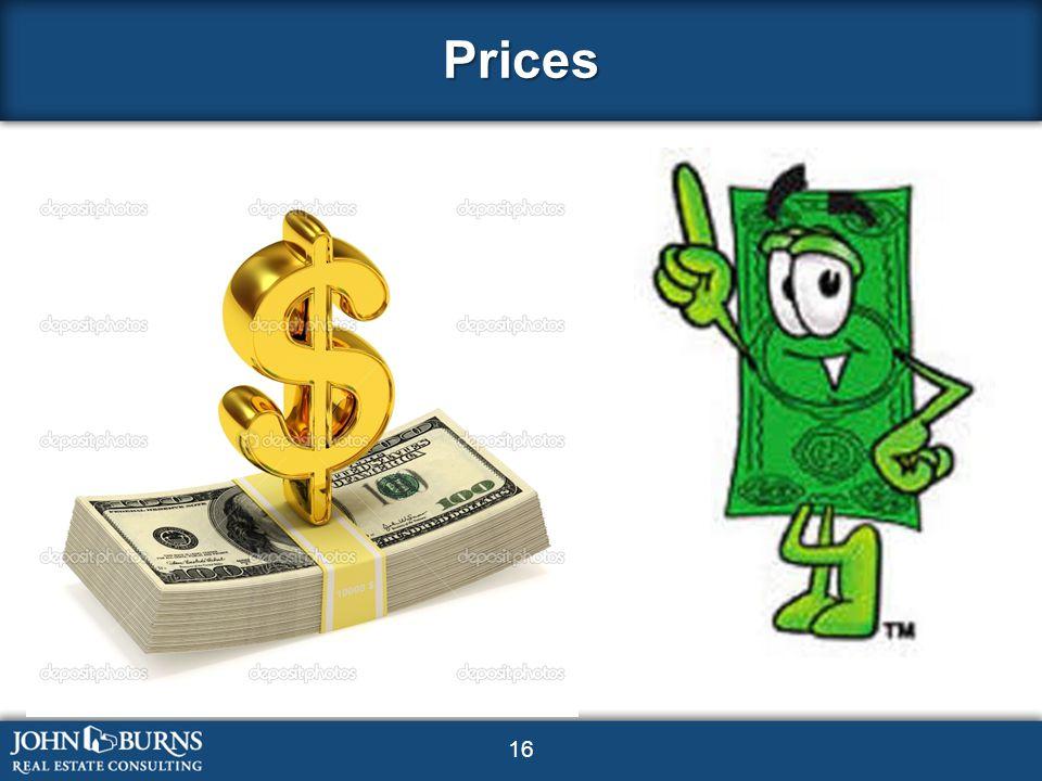 16 Prices