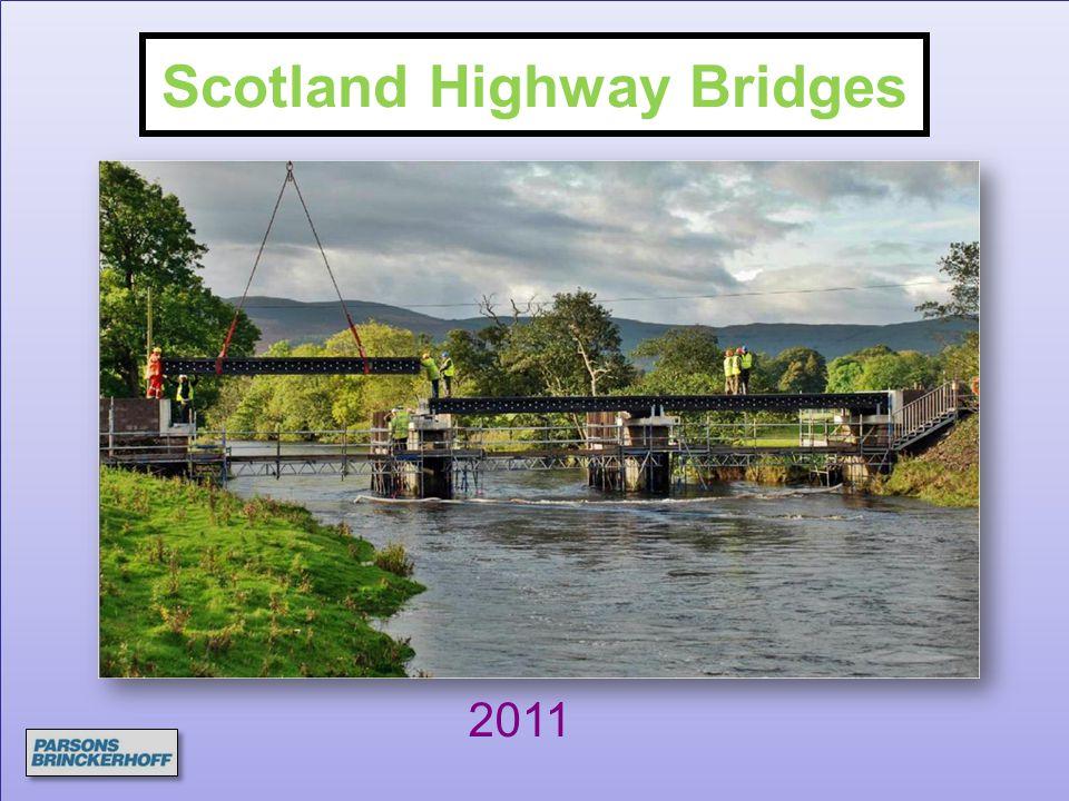 Scotland Highway Bridges 2011