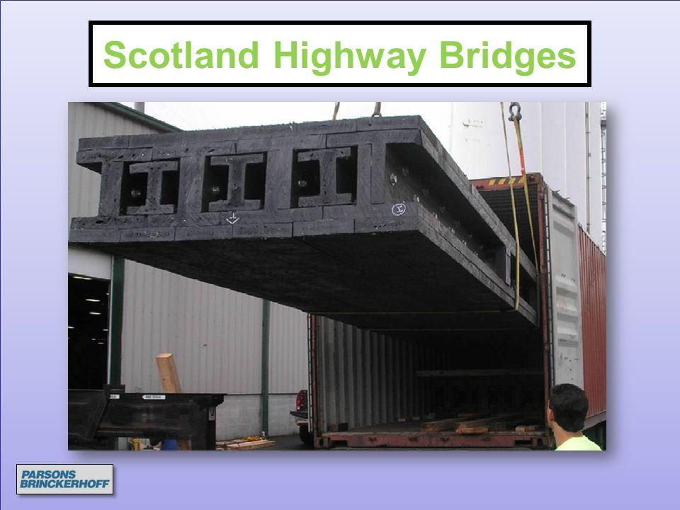 Scotland Highway Bridges