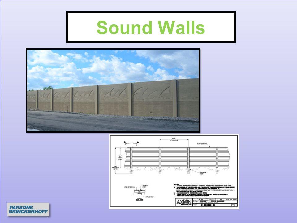Sound Walls