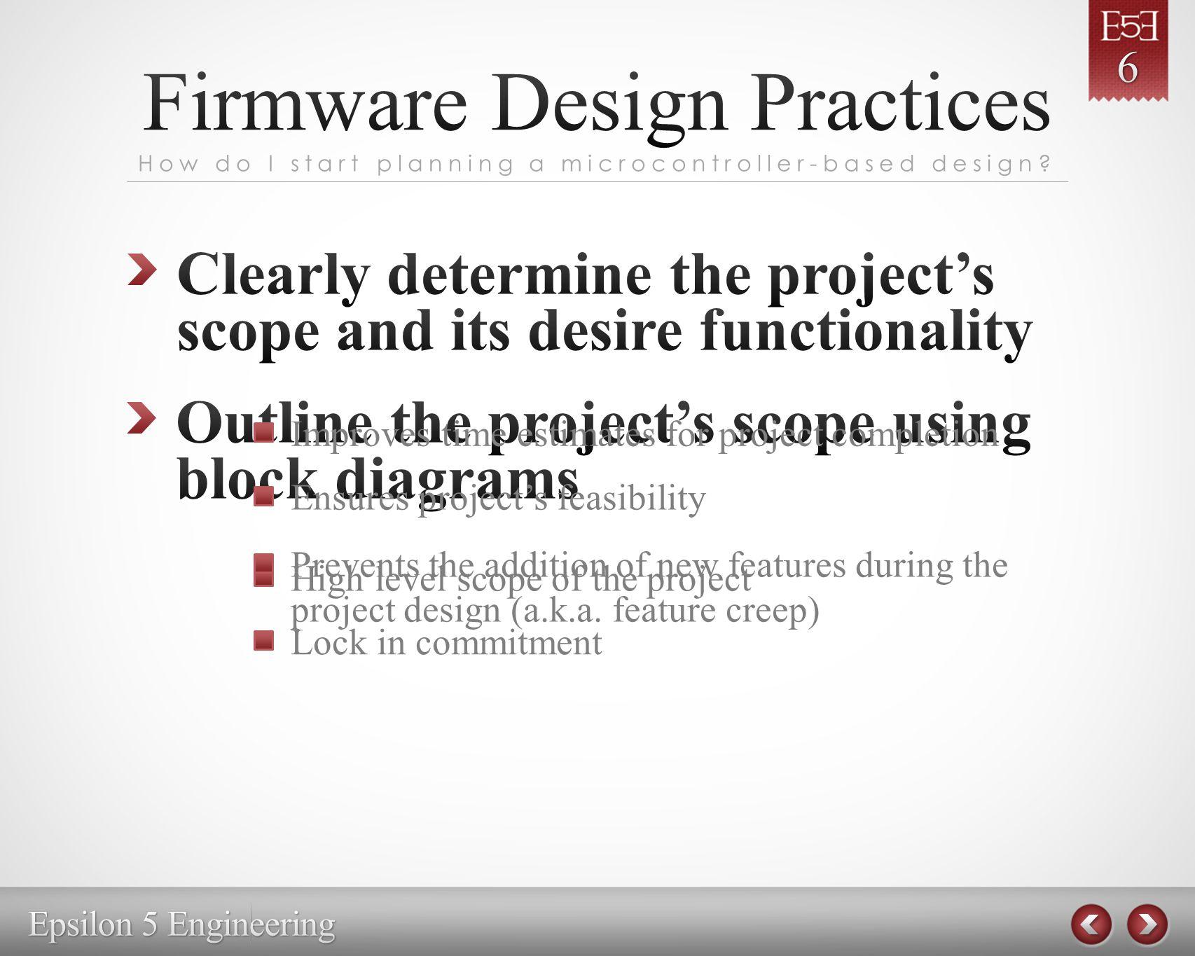 How do I start planning a microcontroller-based design.