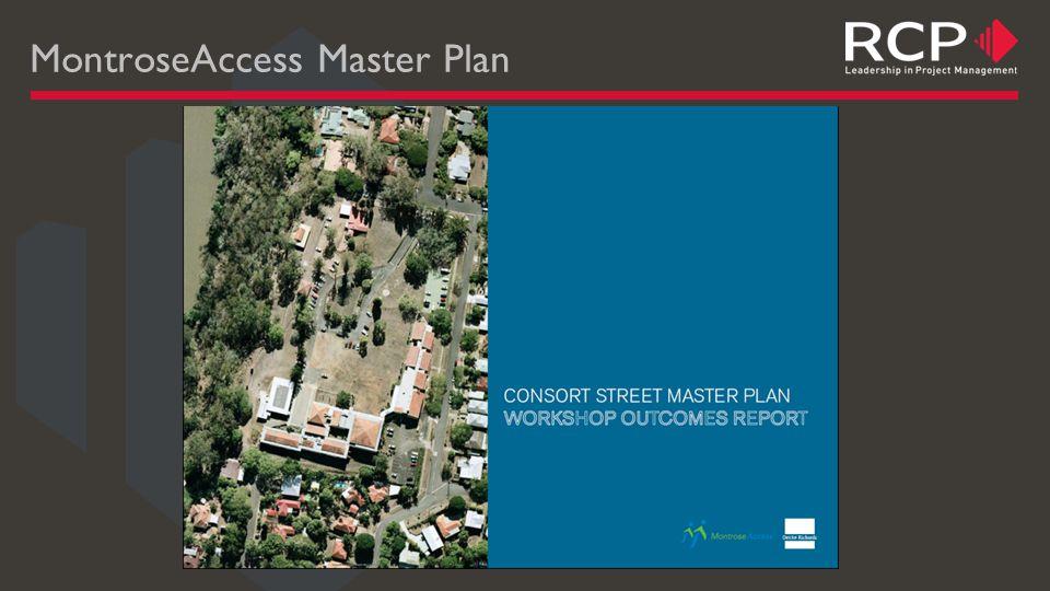 MontroseAccess Master Plan