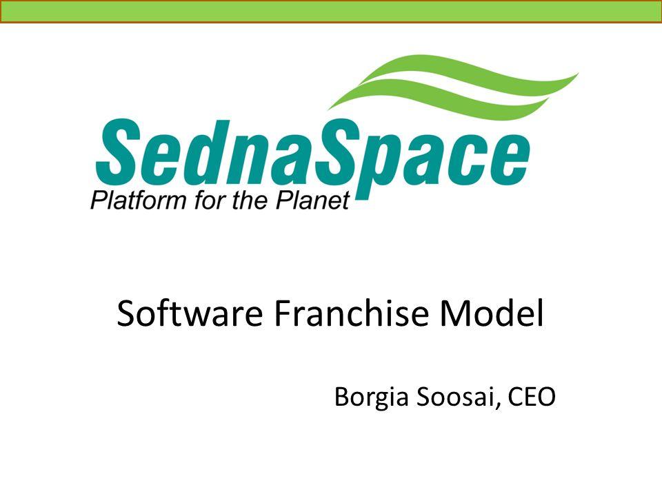 Software Franchise Model Borgia Soosai, CEO