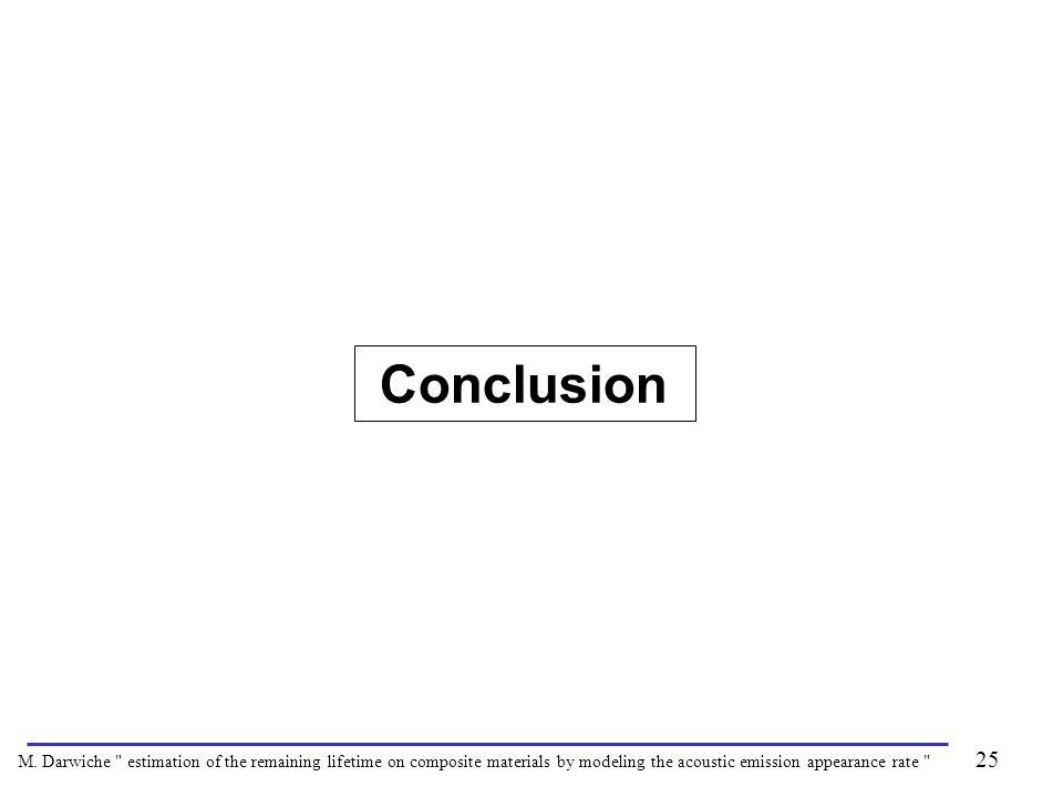 Conclusion 25 M. Darwiche