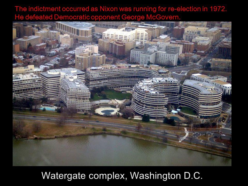 Watergate complex, Washington D.C.