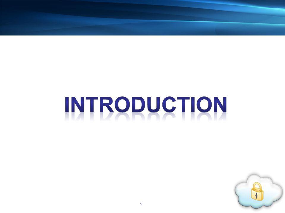 Example: storage, processing, bandwidth, active user accounts CLOUD CHARACTERISTICS 40