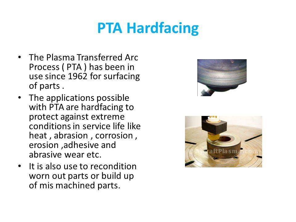 Advantages of P.T.A.