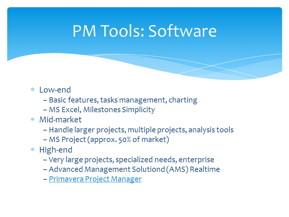  PERT/Gantt/CPM Scheduling  Work Breakdown Structure (WBS)  COCOMO II Model Definition Manual  Problems and Programmers Software