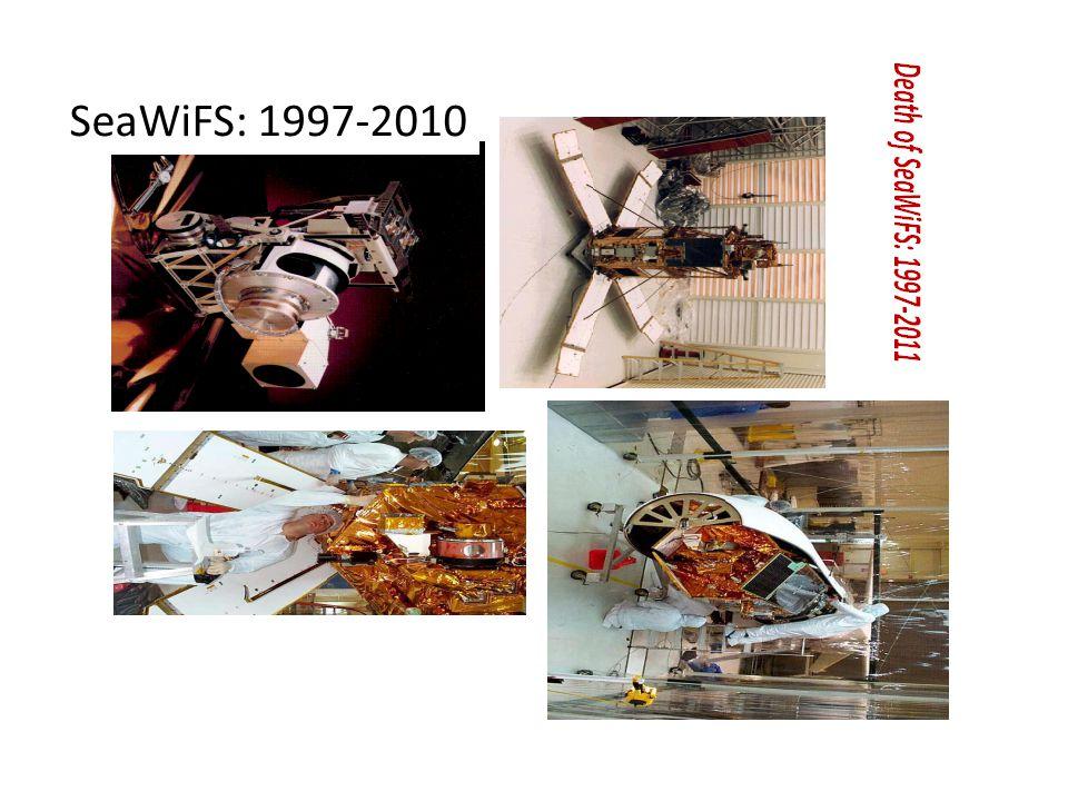 SeaWiFS: 1997-2010