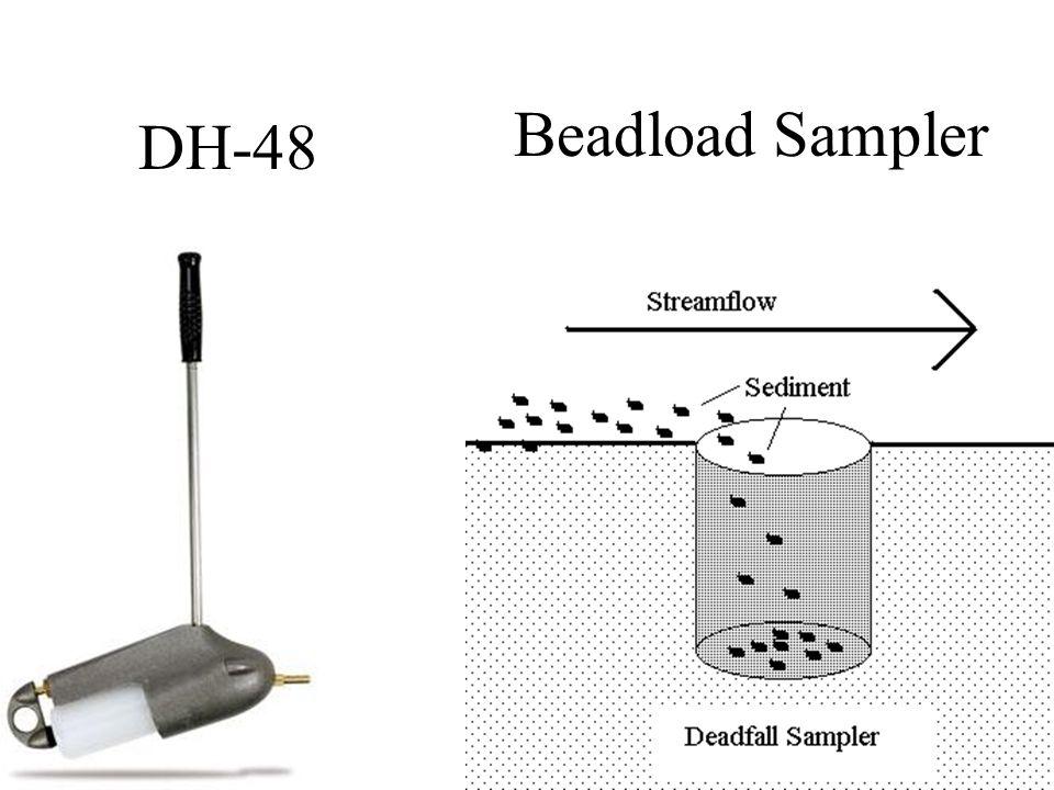 DH-48 Beadload Sampler