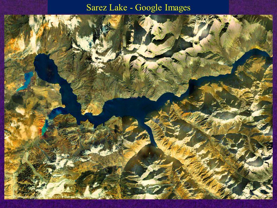 Sarez Lake - Google Images