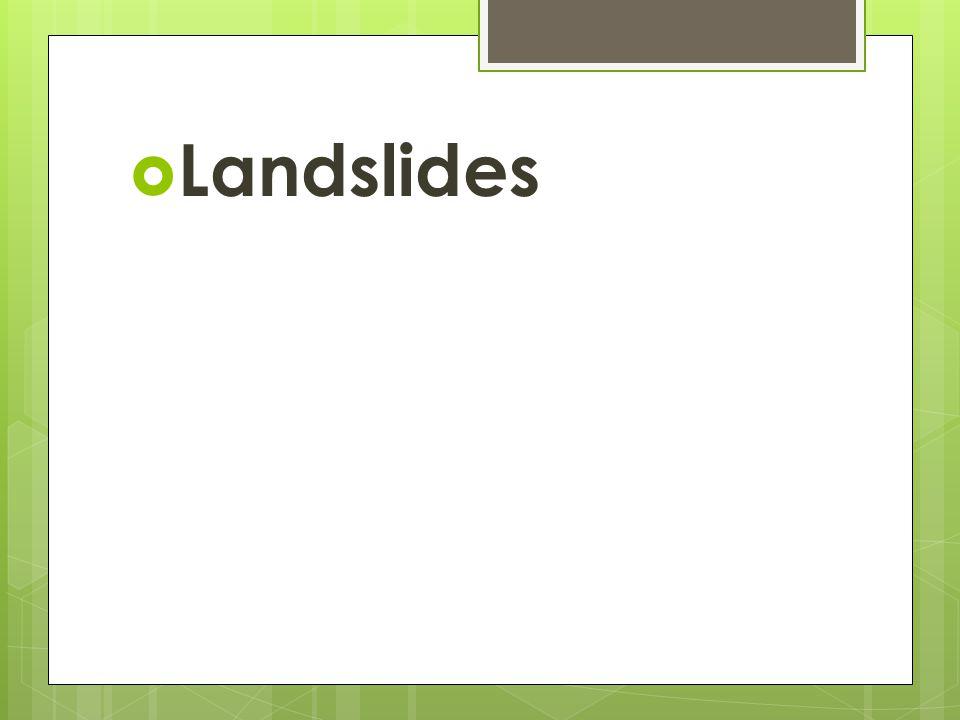 LLandslides