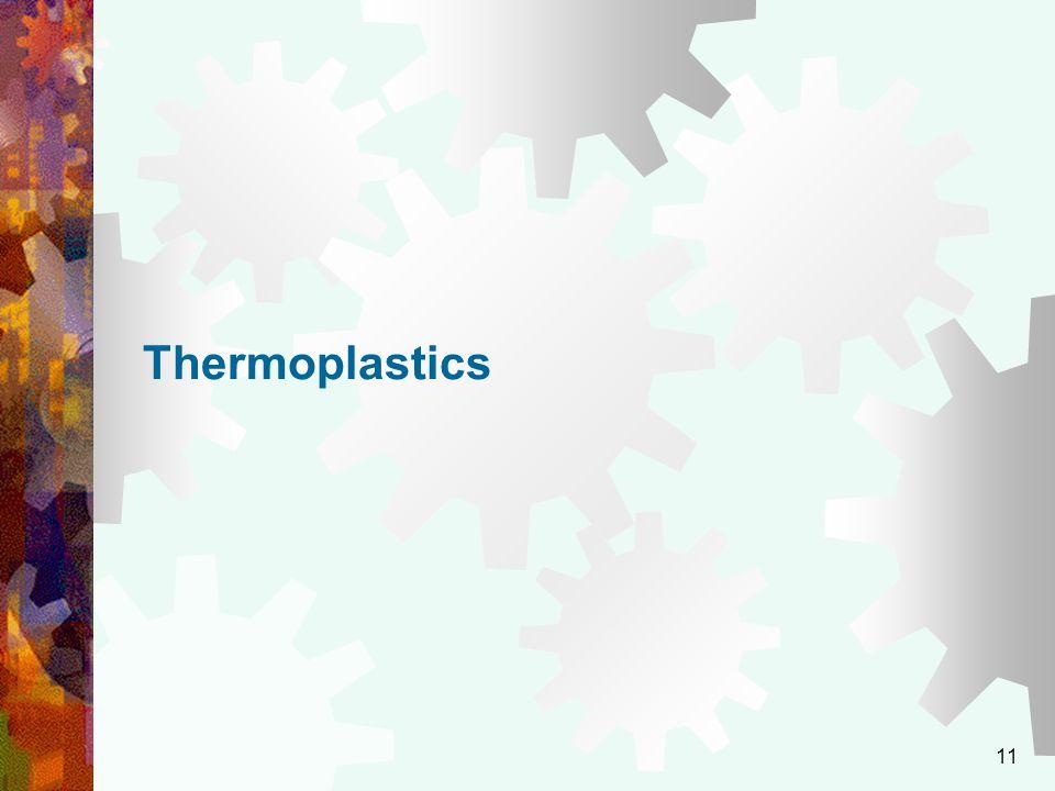 11 Thermoplastics