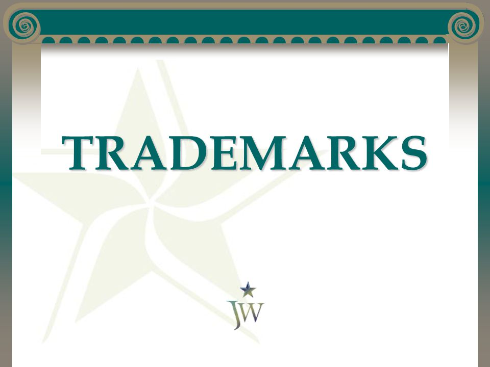 RULE 1 NEED TRADEMARK PRIORITY Neither incorporation nor an assumed name filing create trademark priority.