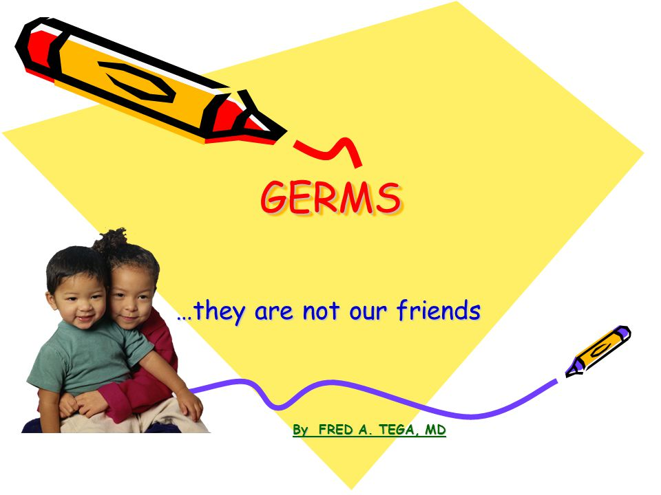 How do we spread Germs.