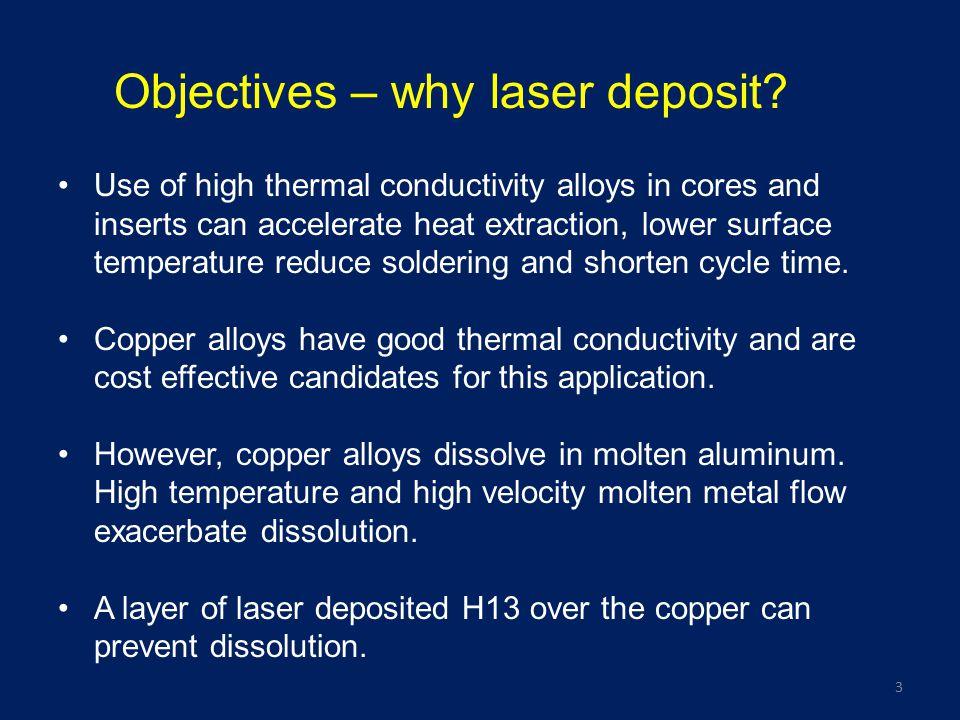 Temperature Advantage of the Copper Core Temperature of Composite Core is lower. 14