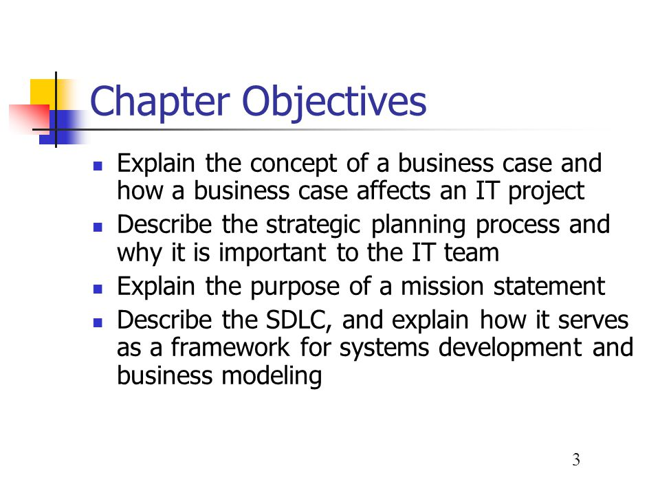 14 Overview of Feasibility – if to do Figure 2-13