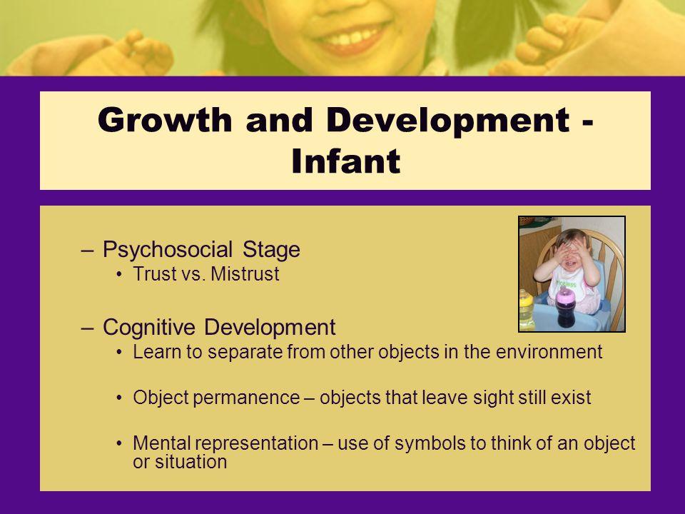 –Psychosocial Stage Trust vs.