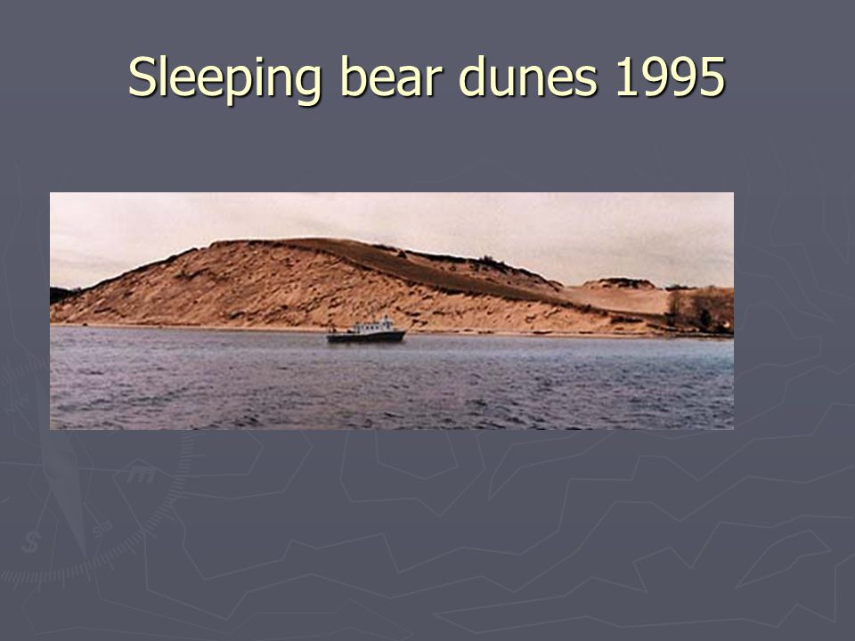 Sleeping bear dunes 1995