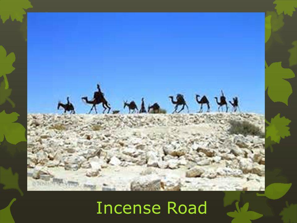 Incense Road