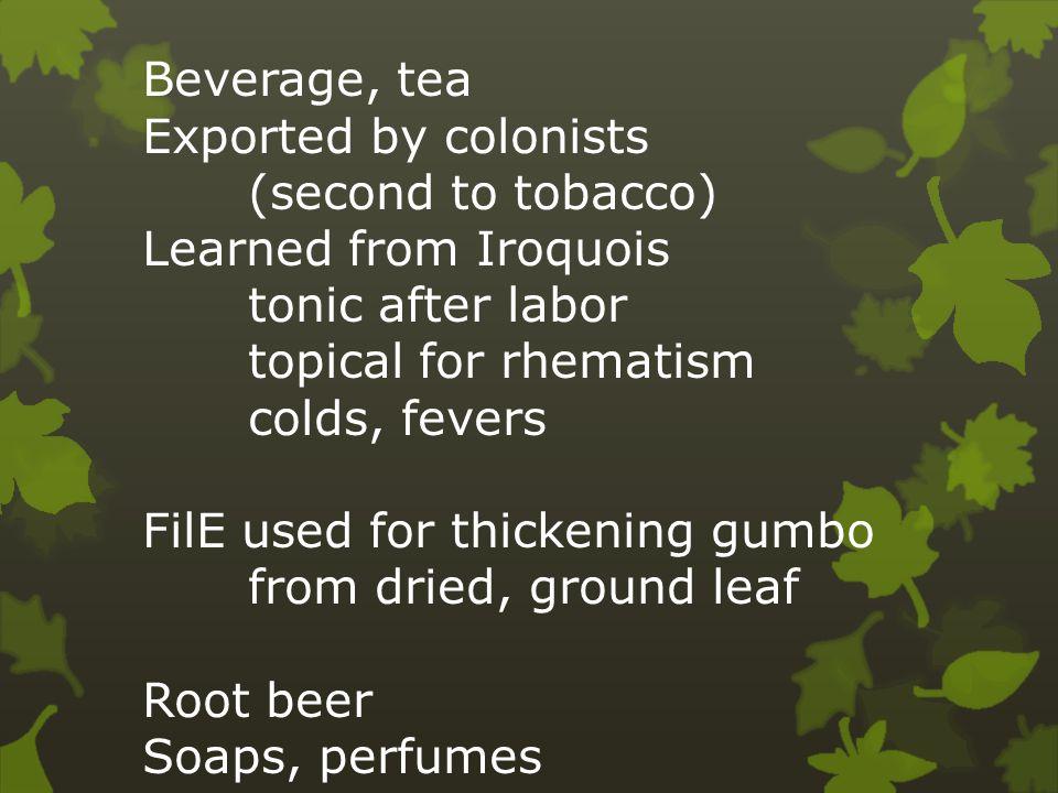 II.Terpenoids all plants, volatile 1.