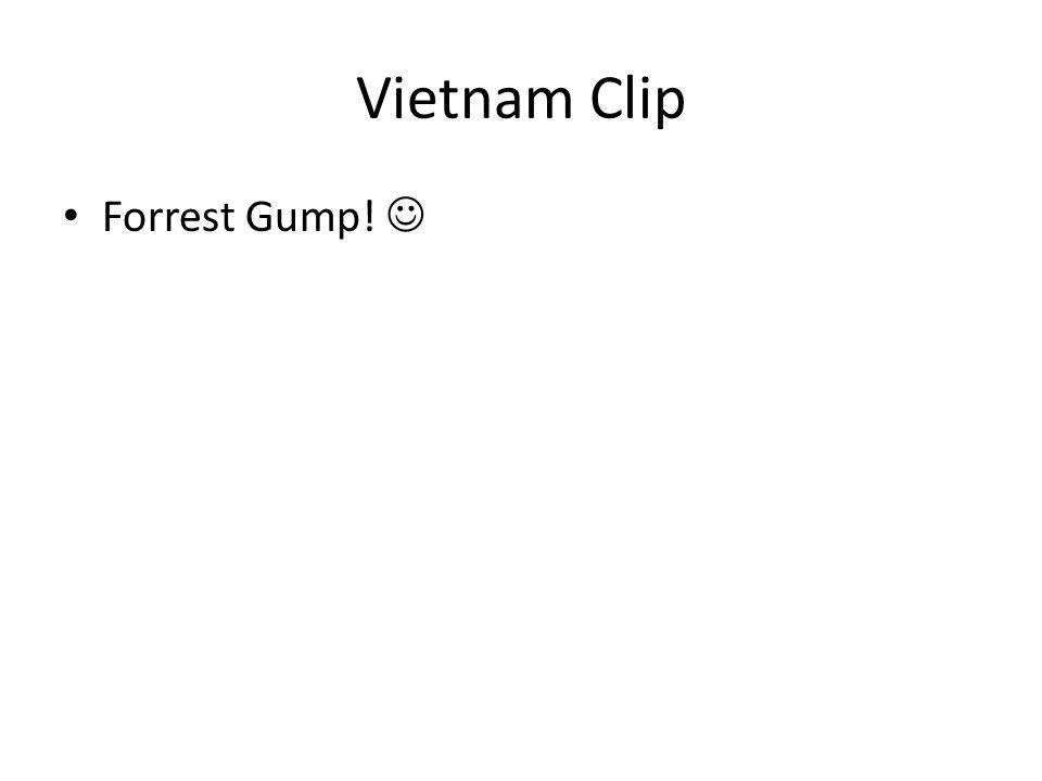 Vietnam Clip Forrest Gump!
