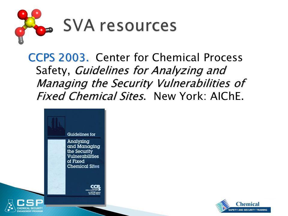 CCPS 2003.