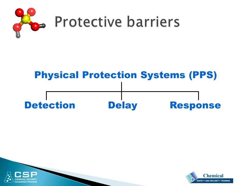 Physical Protection Systems (PPS) Detection Delay Response