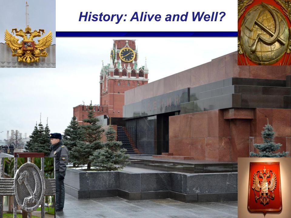 6 History: Alive and Well?
