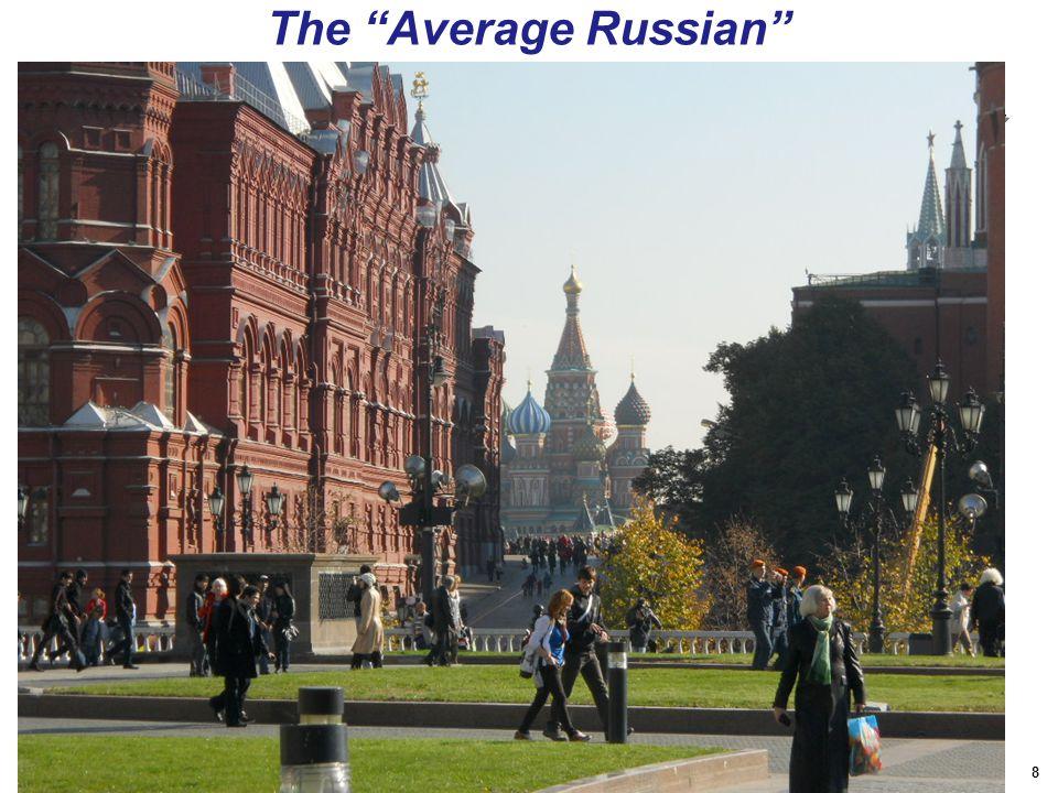 "8 The ""Average Russian"""