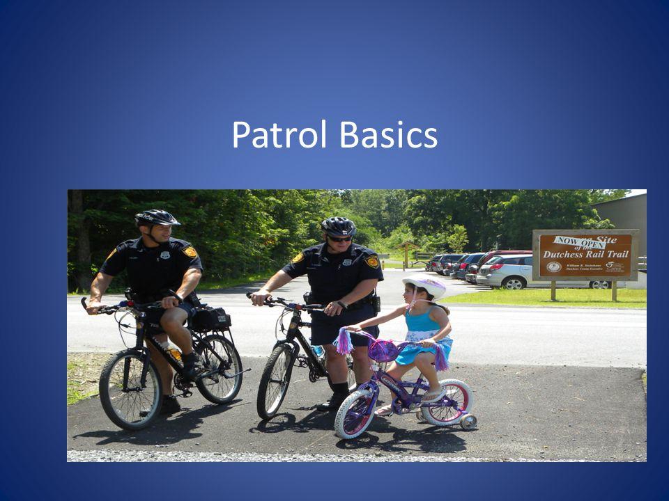 Patrol Basics