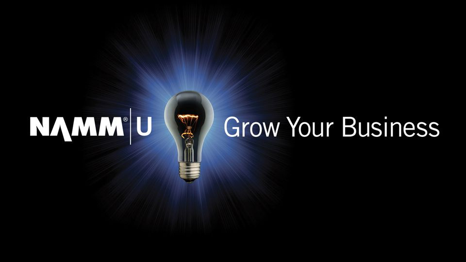 #8 Do Arm Yourself With Knowledge NAMM U Industry organizations Professional development Lifelong learning