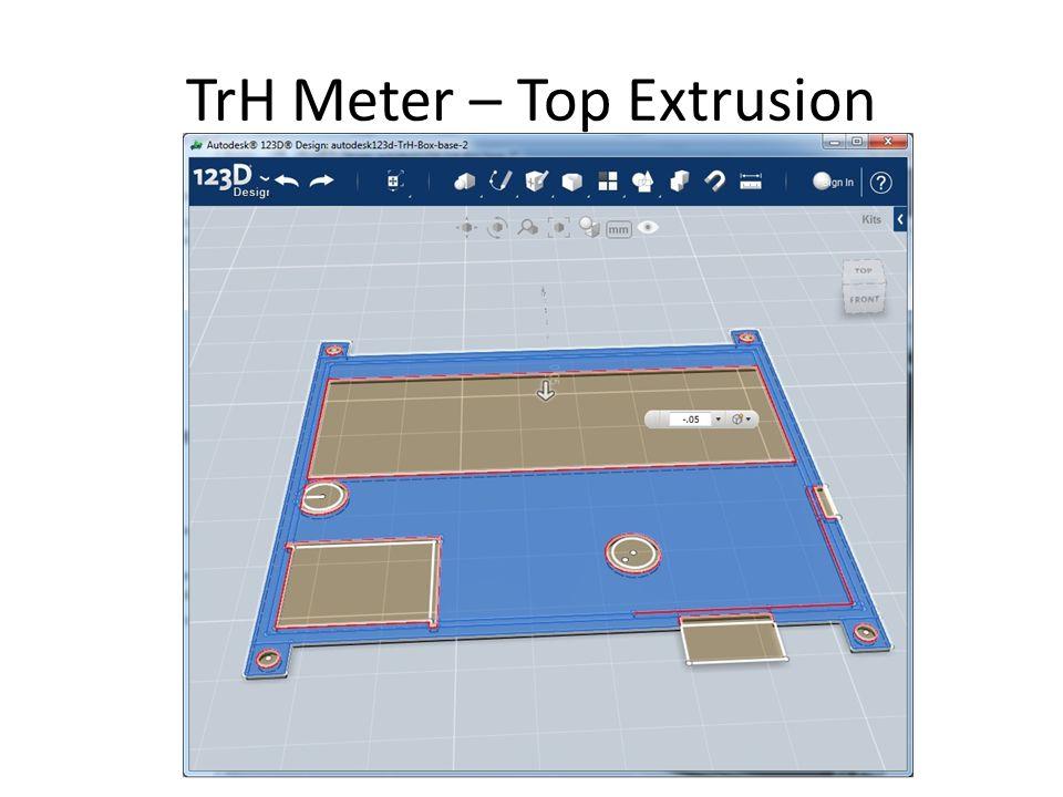 TrH Meter – Top Extrusion