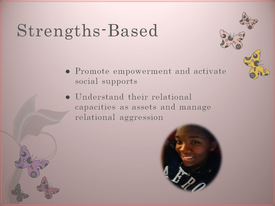 Strengths-Based