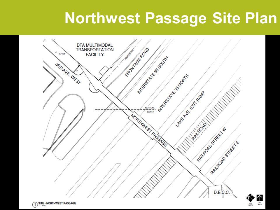 Northwest Passage Site Plan