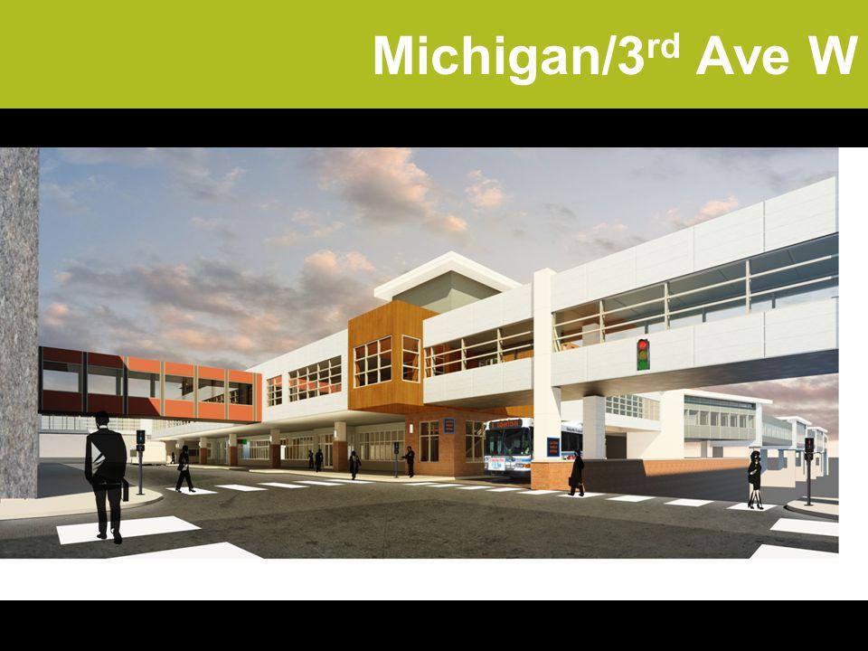 Michigan/3 rd Ave W