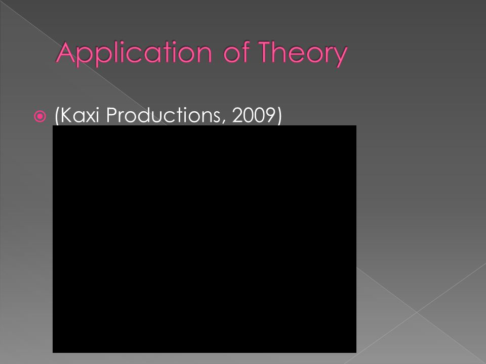  (Kaxi Productions, 2009)
