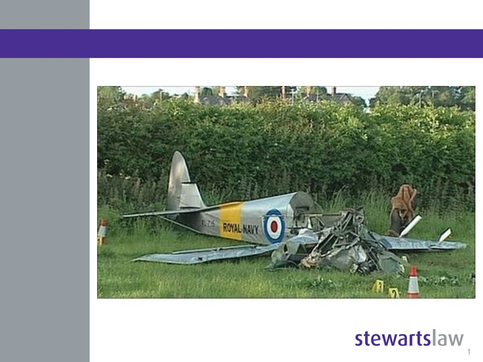 This is a civil claim for damages in negligence arising from the crash of a DH82A Tiger Moth aircraft on 15 May 2011.