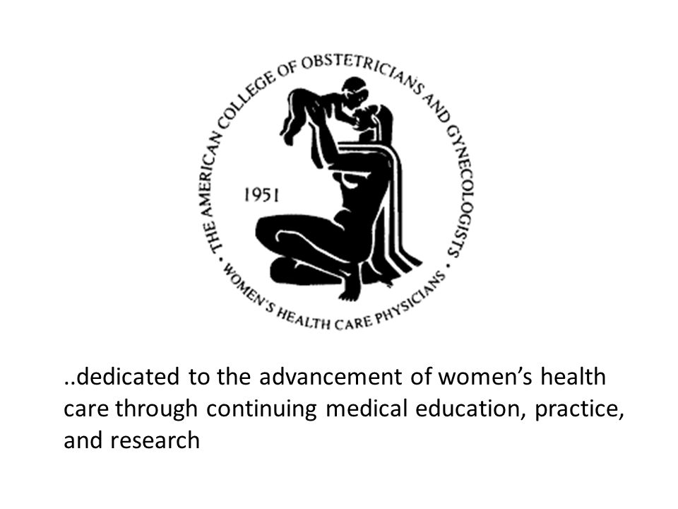 The Initial Reproductive Health Visit CO #598, May 2014 The initial visit for screening and the provision of reproductive preventive health care services and guidance should take place between the ages of 13 years and 15 years.