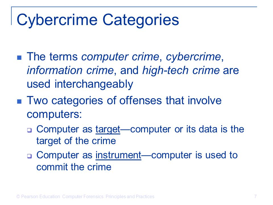 © Pearson Education Computer Forensics: Principles and Practices 28 Rules of Evidence and Expert Testimony Federal Rules of Evidence (Fed.