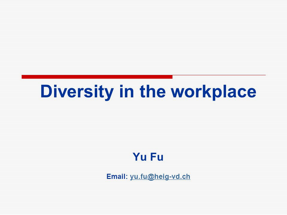 12 Inclusive Practices in the Workplace Building a corporate culture that values diversity Changing structures, policies, and systems to support diversity – Recruitment – Career advancement Providing diversity awareness training Organisational Behaviour 2