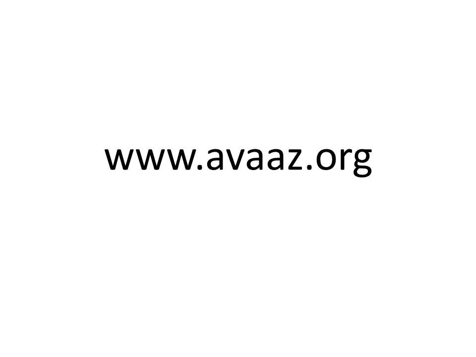 www.avaaz.org