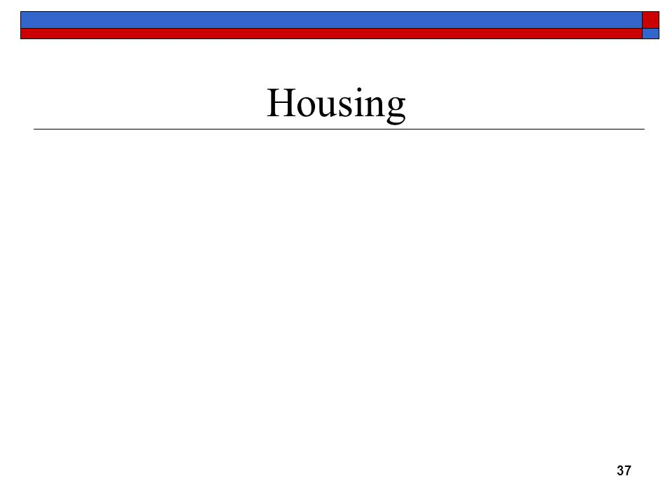 Transition to Housing  Affordable and accessible housing is inadequate in Virginia.
