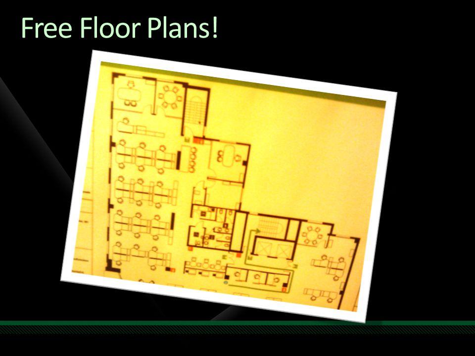 Free Floor Plans!