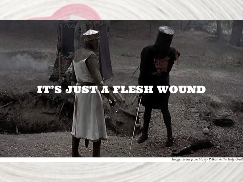 Etymology Appreciating the wound metaphor is the heart of understanding emotional trauma and how to treat it.