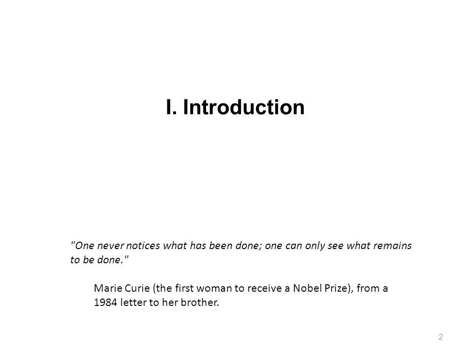 I. Introduction 2