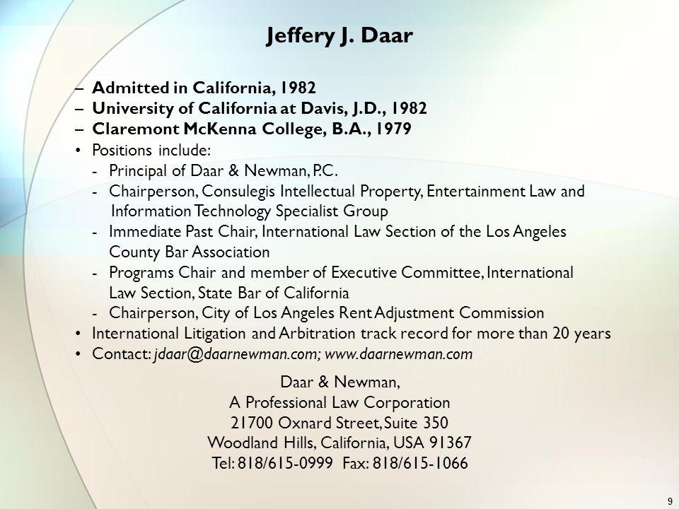  Copyright Infringement  Contract and Fraud  Defamation  Trademark Infringement 80